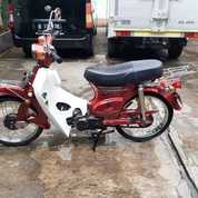 Motor Honda Astrea 70 (22805031) di Kota Jakarta Timur