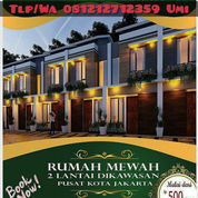 Rumah Cluster / Kayu Manis / Jakarta Timur (22807227) di Kota Jakarta Timur