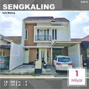 Rumah 2 Lantai Luas 121 Di Sengkaling Kota Malang _ 650.19 (22818271) di Kota Malang