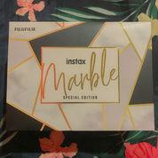 Fujifilm Instax Mini 9 Marble Package - Smokey White