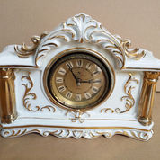 Silicon Clock 4 Jewels Tokyo Japan Ceramic (22820835) di Kota Jakarta Barat