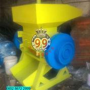 Mesin Pencacah Plastik Tipe KMB-5 Kap. 500 Kg/Jam