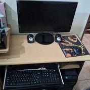 Komputer Desktop CPU Mid Tower Spek Mantul