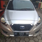 Datsun Go+ Panca T Opt Long, KM Rendah, Full Asesoris