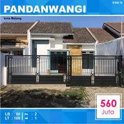 Rumah Murah Luas 100 Di Pandanwangi Sulfat Kota Malang _ 656.19 (22832011) di Kota Malang