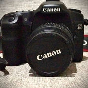 Kamera Canon EOS 40D (22834463) di Kota Surabaya