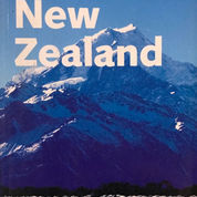 Buku Lonely Planet New Zealand 11th Edition Sept 2002