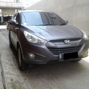 Hyundai Tucson Xg At Th 2011 Grey Metalik