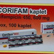 Corifam 600 Mg Tablet Per Box (22840819) di Kab. Boyolali