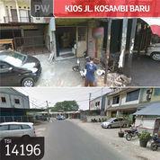 Kios Jl. Kosambi Baru, Jakarta Barat, 3x17m, 1 Lt, SHM (22841219) di Kota Jakarta Barat