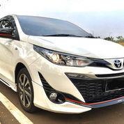 Toyota Yaris S TRD SPORTiVO Matic 2018 Putih FULL ORISINIL