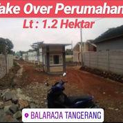 Tanah Perumahaan Balaraja 1.2 Hektar Take Over Kab Tangerang (22851127) di Kab. Tangerang
