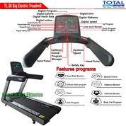 BIG Treadmill Elektrik Motor 7 HP TL-26 New Total Fitness