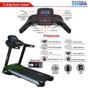 Treadmill Elektrik Motor 3 HP Total Fitness TL-29 Murah