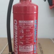 Gunnebo Fire Extinguisher 3 Kg ABC Powder