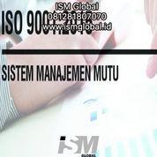 ISO 9001 Quality Management Systems Internal Auditor Training Course (22865763) di Kota Jakarta Selatan