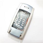 Casing Sony Ericsson P800 P800i New Fullset Plus Keypad Jadul Langka