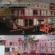 Kios Pasar Semi Pondok Gede (22872507) di Kota Bekasi