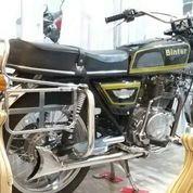 Kawasaki Binter Mercy Tahun 81 Mulus