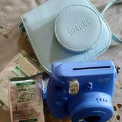 FujiFilm Instax Mini 9 Cobalt Blue (22879463) di Kota Surabaya