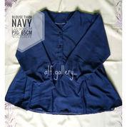 Blouse Tiara Navy (22882099) di Kota Tangerang
