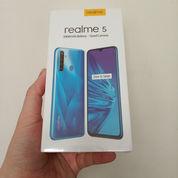 Realme 5, BARU, 3/64GB, Garansi RESMI, Quad Kamera, 5000mAh, Bisa COD (22882683) di Kota Tangerang Selatan