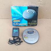 Sony D-FJ61 CD Walkman FM/AM Bekas (22884415) di Kota Jakarta Barat