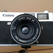 Kamera Camera CANON Canonet QL-19 Jadul