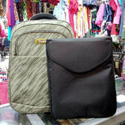 Ransel Laptop President Plus Coverbag (22885627) di Kab. Gresik