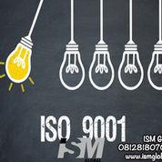 Jasa ISO I ISO 9001 Logo (22889215) di Kota Jakarta Selatan