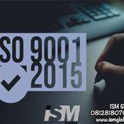 ISO 9001 Logo 2015 (22889243) di Kota Jakarta Selatan