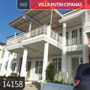Villa Putih Cipanas, Cianjur, Jawa Barat, 6x10m, 2 Lt, SHM (22904075) di Kab. Cianjur
