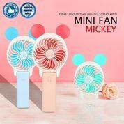 Kipas Hand Mini Lipat/ Mini Fan / Kipas Angin Portable / Kipas Genggam