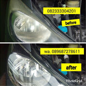 Poles Lampu Mobil / Kaca Wiper Kembali Bersih (22908395) di Kota Surakarta