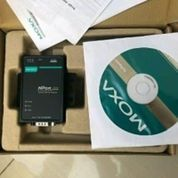 MOXA NPort 5110 1-Port RS-232 Device Server (22913335) di Kota Jakarta Pusat