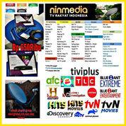 Antena Freesat Parabola Mini Ninmedia (22918343) di Kota Surabaya