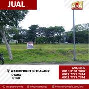 Tanah Waterfront Citraland Surabaya
