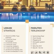 The Aryasatya Premium Hunian Exclusive 2 LT Tengah Kota Fasilitas Kolam Renang