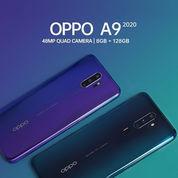 OPPO A9 2020 > DP 800 RB Bunga 0% Gratis 1x Cicilan (22940643) di Kota Bandung