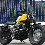 Harley Davidson 883 Thn 1996 Siap Ngeblaarr..