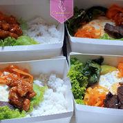 Rice Bowl Chicken Teriyaki/Beef Teriyaki (22944291) di Kota Bandung