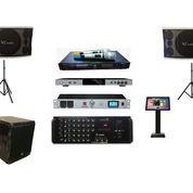 Paket Sound System Karaoke/Meeting Deluxe Original Garansi Resmi Murah Bagus