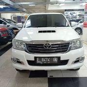 Toyota Hilux G 4x4 Mt Putih