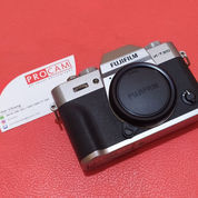 PROCAM Mirrorless Fujifilm X-T20 Body Only Mulus Fullser Ex FFID Murah