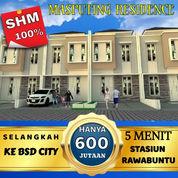 Hunian Cluster Asri BSD City/Serpong 600 Jutaan (NON KPR) (22951519) di Kota Tangerang Selatan