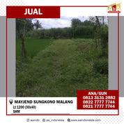 Tanah Mayjend Sungkono Malang