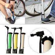 Pompa Ban Mini Portable Hidrolis Angin Untuk Sepeda Dan Motor Darurat