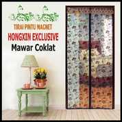 Tirai Pintu Magnet Anti Nyamuk Hongxin Exclusive (22961071) di Kota Jakarta Pusat