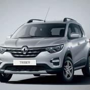 Renault Triber 7 Seat 1.0 Sce New Booming Murah Meriah (22961131) di Kota Manado