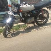 Honda Gl 100 Tangki Fiberglass Anti Bocor (22962959) di Kota Bogor